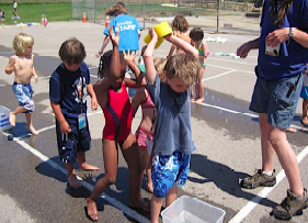 Summer camp for Preschool kids at camp doodles